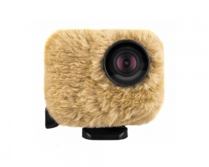 Removu Wind Jacket do kamer GoPro 3/ 3+/ 4 brązowy